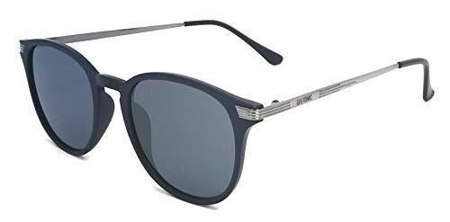 GIN TONIC Polarisierte Sonnenbrille/Leichte Sonnenbrille im Panto-Stil für Damen & Herren F2506949
