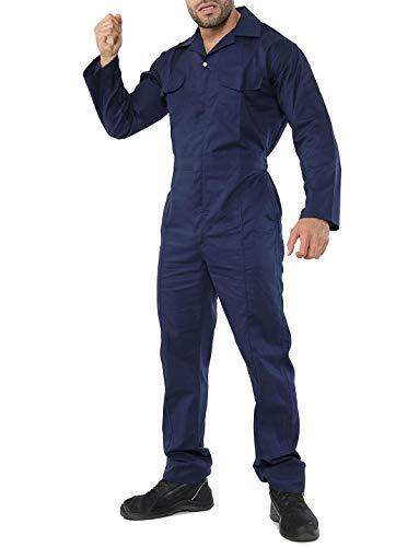 FashioN HuB Mono azul para hombre, disfraz de Halloween, disfraz de fiesta, talla nica