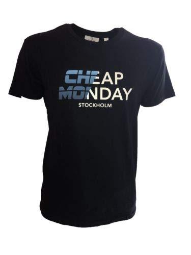 Cheap Monday Maglia t-Shirt per Uomo
