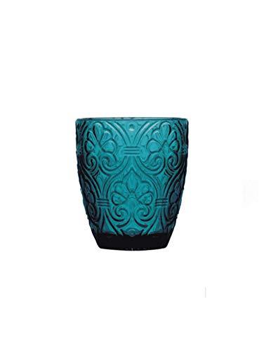 Fade Maison Corinto Set 6 Bicchieri Blu 300 Ml