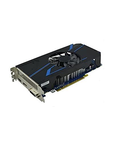 GUOQING Enfriador líquido Apto para Tarjetas Fit For Sapphire R7 250 2GB para Juegos de computadora Radeon R7250X 2G Apto para Tarjeta Fit For AMD Map 128bit