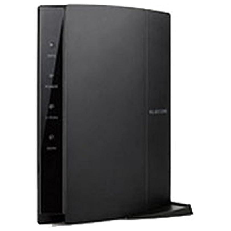 ベギン頂点レビュアーエレコム 無線LANルータ 親機単体 Wi-Fi[無線ac/n/a/g/b?有線WAN/LAN?Mac/Win] 867+300Mbps?ギガルーター ブラック WRC-1167GHBK2-C