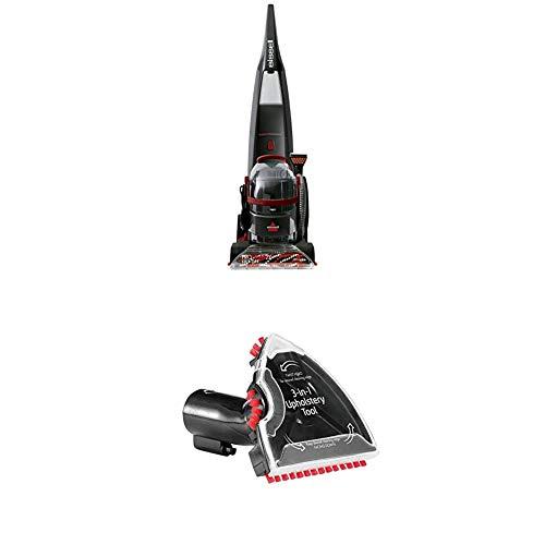 BISSELL 2072N Proheat 2x LiftOff Teppichreinigungsgerät mit abnehmbarem Flecken-Reinigungsgerät + 3-in-1 Stufen-und Polster-Aufsatz für alle Bissell Flecken-und Teppichreinigungsgeräte