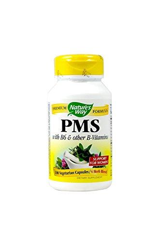 Nature's Way PMS 100 Veg. Caps