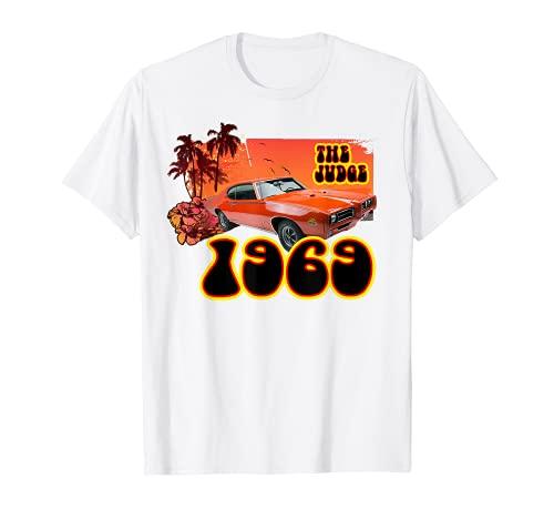 GTO-Judge For Men Women T-Shirt