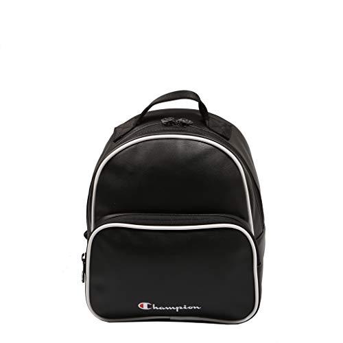 Champion, mochila negra para mujer