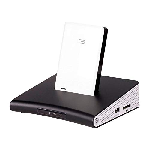 EMTEC Movie Cube P800 Docking-Station HD Multimediaplayer (Ethernet, HDMI, SD-Slot, USB 2.0)