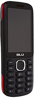 BLU Jenny TV 2.8 T276T Unlocked GSM Dual-SIM Cell Phone w/ 1.3MP Camera - Unlocked Cell Phones - Retail Packaging -