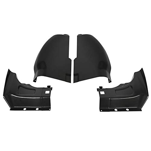 ECOTRIC Inner Jamb & Cab Corner Compatible With 1999-2017 Ford F250 F350 Super...