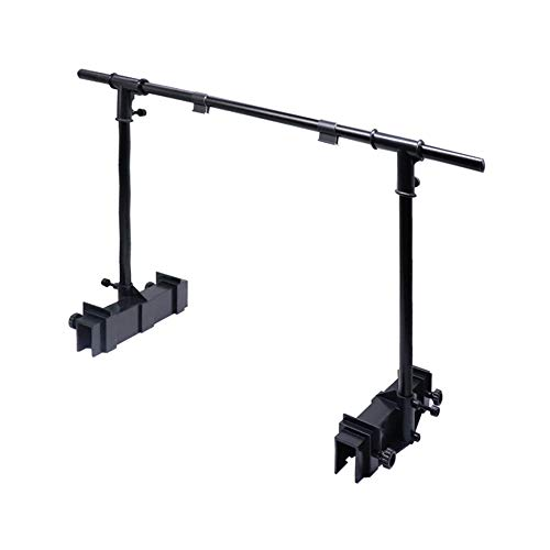 Aolyty 36 inch Aquarium Tank Bracket Hanging Kit for Lighting Fixture Hanging Stand Holder for Fish Tank Plant Lamp Suspension System Kit (36'')