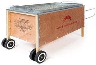Bene Casa Caja China style Aluminum Roaster 100 lb