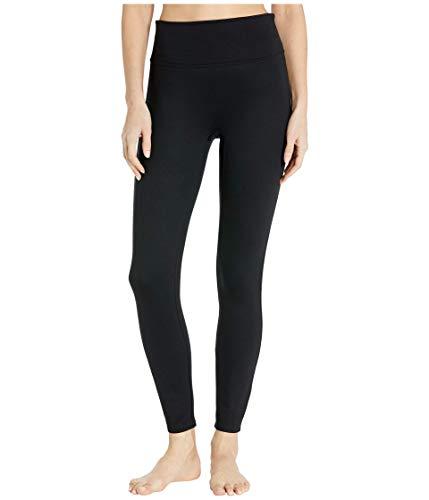 Spanx Damen Ponte Leggins Oberschenkel-Shapewear, Schwarz, S