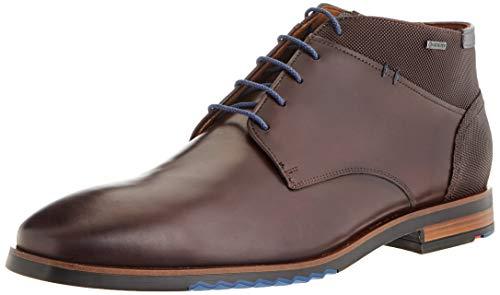 LLOYD Herren Desert Boots Vardy, Männer Stiefeletten,Stiefel,Halbstiefel,Schnürboots,Bootie,flach,T.D.Moro/Pacific,12 UK / 47 EU
