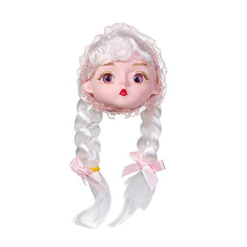 Hot Cool Doll Dos Usos Uniforme Accesorios Populares Broche Clip de cabello(3)