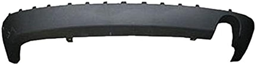 OE Replacement Pontiac Grand Prix Rear Bumper Valance Panel (Partslink Number GM1195113)