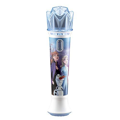 Disney Frozen 2 Karaoke Sing Along Microphone for Kids