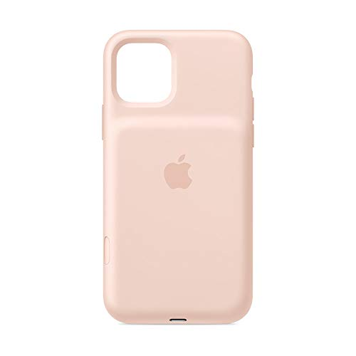 iPhone 11 Pro Smart Battery Case with Wireless Charging - ピンクサンド