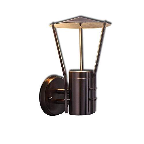 Willlly Moderne Design Classique Extérieur Applique Murale En Acier Inoxydable Et Parapluies Transparents Led Applique Applique Murale Et Intérieur 1 Flamme Ip44 Lampe De Jardin E27 Douille