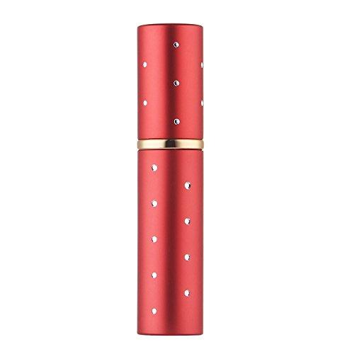 香水アトマイザー Faireach レディース スプレーボトル 香水噴霧器 旅行携帯便利 詰め替え容器 5ml