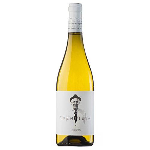 PRADOREY El Cuentista: Weißwein-Spanischer Wein-Ribera del Duero-1 Flasche-0,75 L