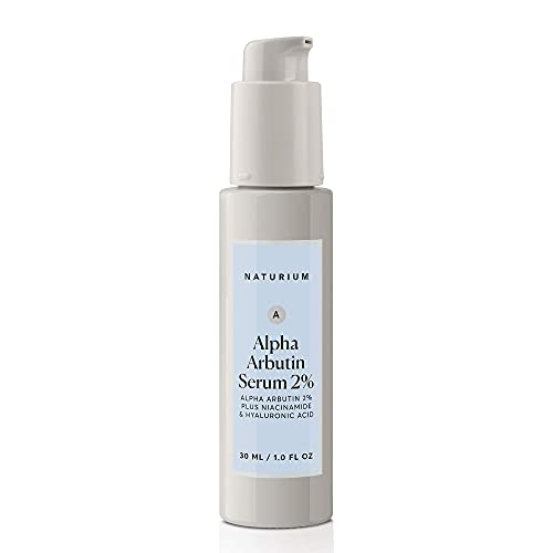 Alpha Arbutin Serum 2% - 1 oz, with…