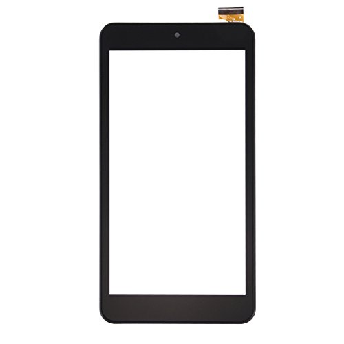 HMG Touch Panel with Frame for Acer Iconia One 7 / B1-780 (Black) (Color : Black)
