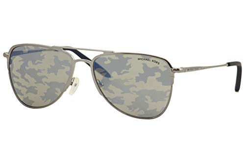 Gafas graduadas Michael Kors MK 1049 1232/F Shiny Gunmetal