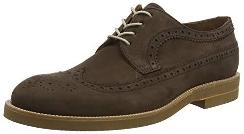 Lottusse T2470, Zapatos de Cordones Brogue para Hombre