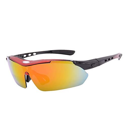 WZP-Gafas de Sol Deportivas polarizadas, protección UV 400 para Hombres, Mujeres, Ciclismo, Escalada, Pesca, conducción, Golf,C