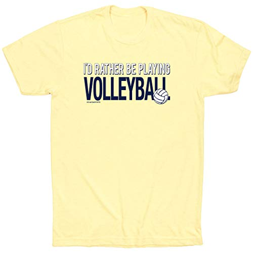 About Volleyball T-Shirts - 5