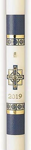 Christian Max 58% OFF Brands Church No 15 Candle Selling Alpha Omega Paschal