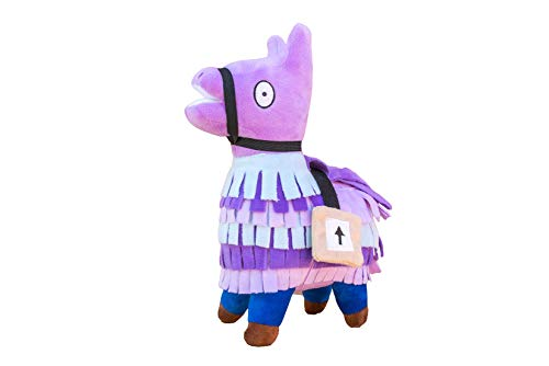 Blest Guest Loot Llama Peluche Muñeco de Peluche de Juguete Figura, Troll Stash Animal Alpaca Regalo para niños Niños Niños (XXL)