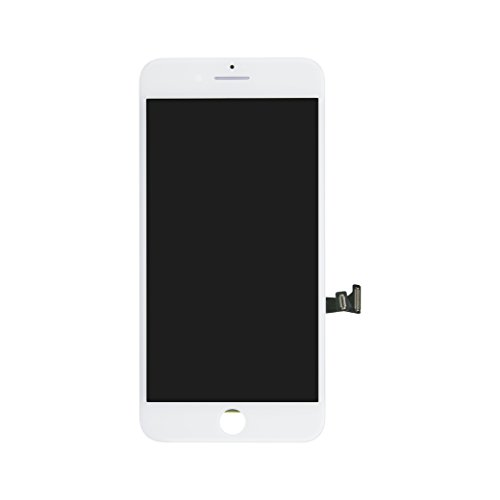 Pantalla Display con Touch para iPhone 7 Plus Color Blanco