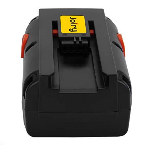 Joiry 25V 5000mAh Li-ion Replacement Batterie Ersetzen für Gardena 04025-20 Fit für Gardena Accu-Spindelmäher 380 Li