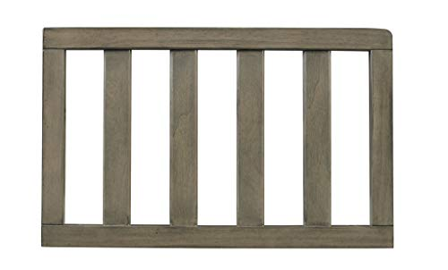 Fisher-Price Toddler Guardrail, 19', Barn Grey