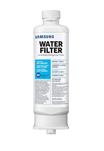 Samsung Filtre à Eau Blanc Taille Unique
