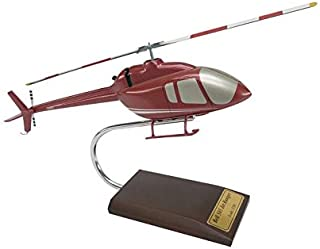 Executive Series Models Bell 505 Jet Ranger X Helicopter (1/30 Scale)
