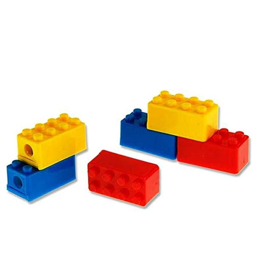 Premier Stationery P4215426 Emotionery 6 Novelty Brick Sharpeners