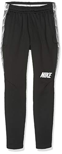 Nike Jungen Pants B NK Dry SQD KP 19, Black/White, XS, BQ3765