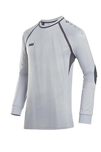 JAKO Camiseta de Portero Liga Hellgrau/Grau Talla:116