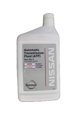 Genuine Nissan Fluid 999MP-MTK00P Nissan Matic-K Automatic Transmission Fluid - 1 Quart