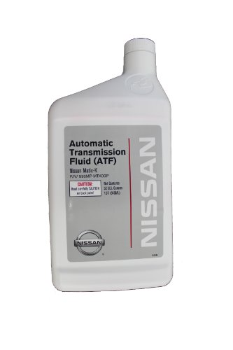 Genuine Nissan Fluid 999MP-MTK00P Nissan Matic-K Automatic Transmission Fluid - 1 Quart