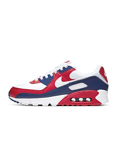 Nike Air Max 90 Mens Casual Running Shoe Cw5456-100 Size 9