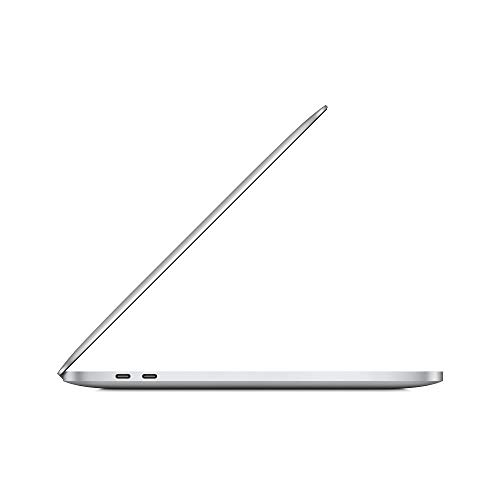 最新AppleMacBookProAppleM1Chip(13インチPro,8GBRAM,256GBSSD)-シルバー