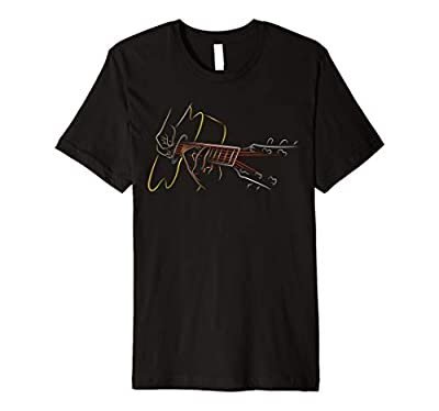 Acoustic Guitar Player TShirt | Great Guitarist or Band Gift