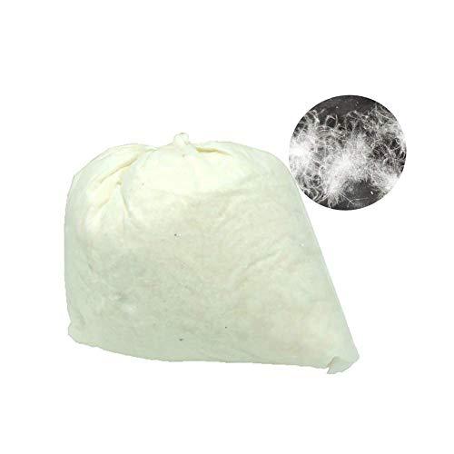 Bulk 85/15 witte gans naar beneden 200 gram vulling beddengoed kussen vullen, Comforters, jassen en meer