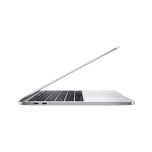 Product Image 6: Apple MacBook Pro with Intel Processor (13-inch, 16GB RAM, 512GB SSD Storage) – Silver
