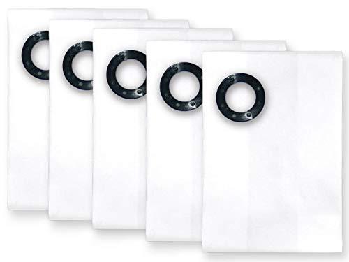 profilters 5x Sac-filtre tissus pour aspirateur FESTO SR 5 E, SR 6 E-AS, SR 200-203, 212,HILTI WVC 40-M, WAP SQ 450-11, SQ 450-21, SQ 450-31, SQ 450-1M/H, SQ 450-2M, SQ 450-3M/H,STIHL SE 120