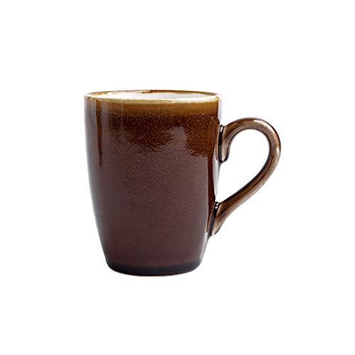 TANYTAO-SHOP Tazas de Café Horno Clásico Copa De Café-Multicolor Bebida De Leche Opcional Taza-Oficina Y Té Casero Copa De Té-Calidad Altas Temperaturas 320ml para Hogar, Oficina, Fiesta, Regalo pa