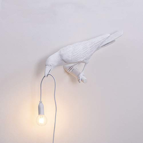 LEEDY Eight Styles Of Two-color Bird Movable Wall Lamp Table Lamp US Regulations